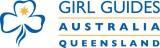 Girl Guides QLD Logo Long